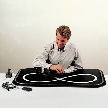 figure 8 board system with arm skate  neurorehabdirectory