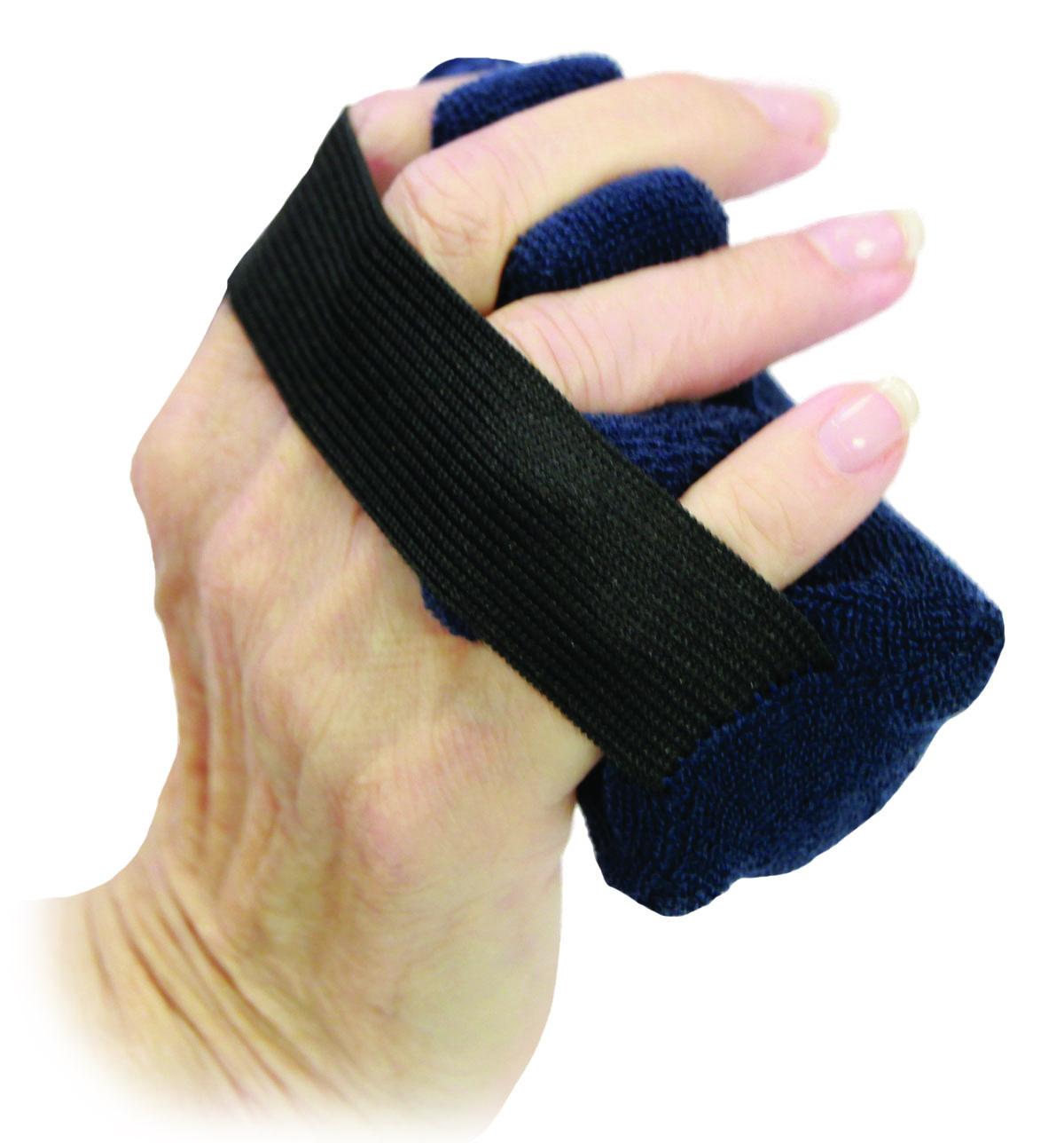 contracture hand finger comfy cushion splint flexion contractures brace splints orthosis stroke extension upper patients limb neurorehabdirectory splinting position boot