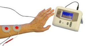 Stroke Hand Treatment Using Biofeedback Electrical